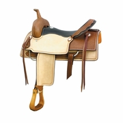 FT. WORTH CUTTER BY BILLY COOK SADDLERY  - Click to enlarge