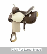SPOTTED FEATHER RACER BY BILLY COOK SADDLERY