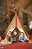 Tipi Tent For Kids - Tanaka