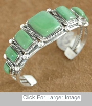 Turquoise Jewelry Bracelets - 0030-BR