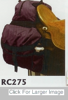 "Cowboy Saddle Bags ""RC275"""
