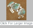 Turquoise Jewelry Bracelets - 0037-BR