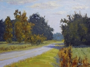 Country Road - 11x14