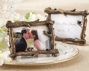 """""""Scenic View"""" Tree-Branch Place Card/Photo Holder"""