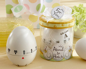 """About to Hatch"" Kitchen Egg Timer in Showcase Gift Box"