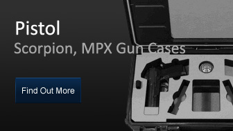 Pistol, Scorpion, MPX Gun Cases