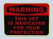 Medicated Vet