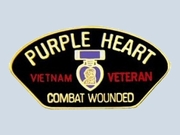 Vietnam Purple Heart Pin