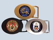 Challenge Coin Buckle