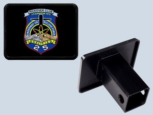 Rickover Club Hitch Cover