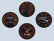 Fleet Boat Gauges