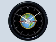 Deterrence Wall Clock