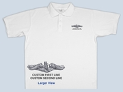 Personalized Dolphins Polo