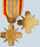 Republic of Vietnam Armed Forces Honor First Class