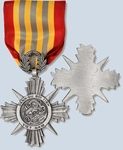Republic of Vietnam Armed Forces Honor Second Class