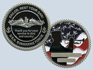 Sailor, Rest Your Oar! Coin