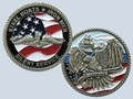 Steel Boats ~ Iron Men Coin