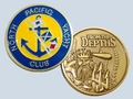 North Pacific Yacht Club Coin