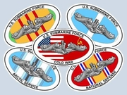 Service Ribbon Euro Decals