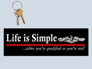 Life is Simple ...