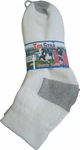 ANKLE SPORTS SOCKS WHITE