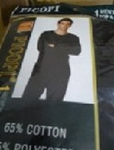Mens thermal set Black  Piccopi $ 4.75 per set