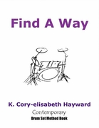 Drum Set Method Book by Cory Hayward
