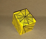 Spider Web Percussion Shaker