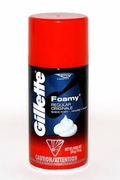Gillette Foam 11oz6/bx