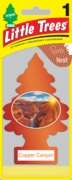Little Tree Air Freshener 24/box Copper Canyon