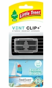 Little Tree Vent Clip 4/bx Bayside Breeze