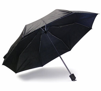 Foldable Black Umbrella