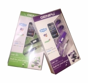 Genipu Earphones Assorted 6 Box