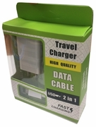 Travel Charger Micro Wall Set6 box