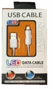 Iphone5 USB LED Cable 6bx
