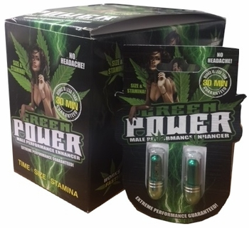 Green Power2pk 30 Box