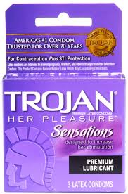 Trojan Her Pleasure 12/box
