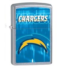 Zippo NFL, Chargers, Chrome Lighter
