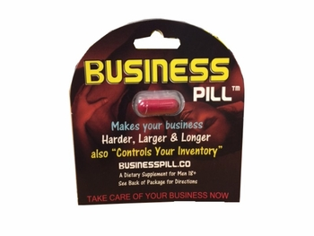 Business Pill 24 packs of 1 capsule in each
