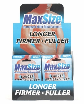 Max Size 24/bx