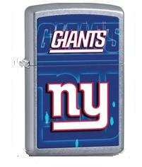 Zippo NFL, Giants, Chrome Lighter