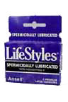 Lifestyle Spermicidal 12/box