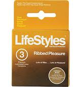 Lifestyle Ribbed 12/box