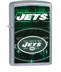 NFL, Jets, Chrome Lighter