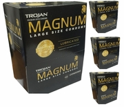 Magnum Loose Condoms4 Box Deal