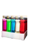 Regular Clear Lighters (1000 pc case)