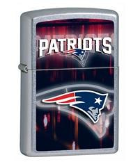 NFL, Patriots, Chrome Lighter