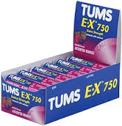 Tums Extra Berries12 Box