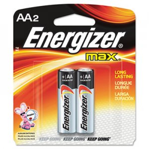 AA-2 Pack Energizer Batteries