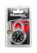 Combination Masterlock6box